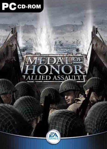 Medal of Honor: Allied Assault (PC CD) by Electronic Arts