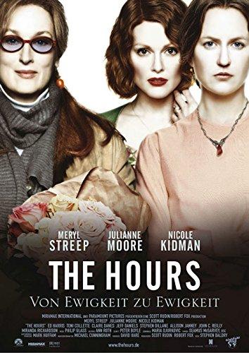 The Hours - Von Ewigkeit zu Ewigkeit (2002) | original Filmplakat, Poster [Din A1, 59 x 84 cm]