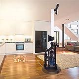 LeeBZ Indoor Rudergerät Fitness Cardio Workout Geräuscharm Wasserbeständigkeit Rudergerät - 3