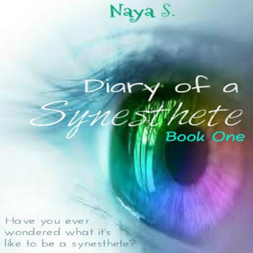 Diary of a Synesthete audiobook cover art