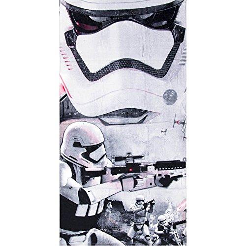 Toalla de playa Star Wars Tropper 140 x 70 cm.