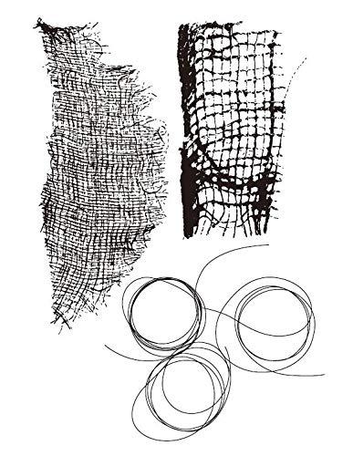 Hintergrund Transparenter klarer Silikonstempel/Siegel für DIY-Sammelalbum/Fotoalbum Dekorative klare Stempelblätter 1318