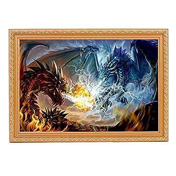 Best paintings of dragons Reviews