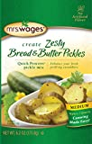 Mrs. Wages Zesty Bread and Butter Pickles Quick Process Mix (VALUE PACK of 12)