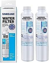 SAMSUNG DA29-00020B-2P HAF-CIN Refrigerator Water Filter, 2 Pack, White, 2 Count