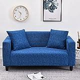 WXQY Fundas de Estilo Bohemio Funda de sofá elástica elástica Funda de sofá de protección para Mascotas Funda de sofá de Esquina en Forma de L Funda de sofá con Todo Incluido A10 1 Plaza