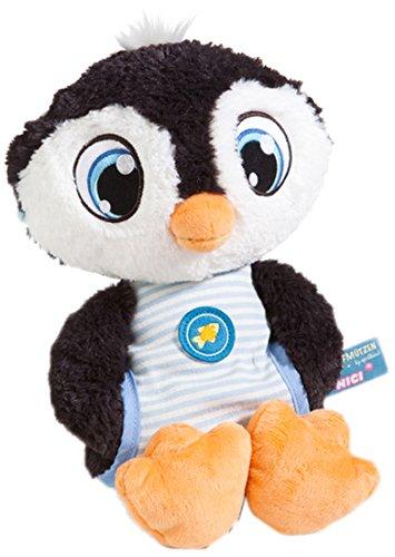 NICI 40845 Schlafmützen Pinguin Koosy, Bunt, 38 cm