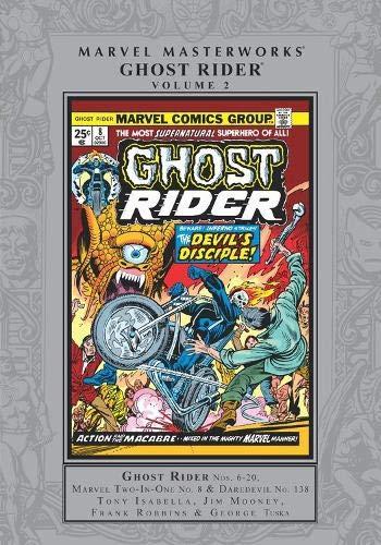 Marvel Masterworks: Ghost Rider Vol. 2