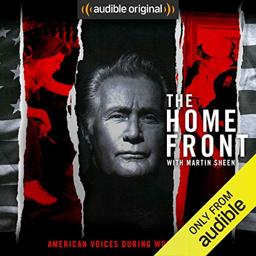 The Home Front: Life in America During World War II cover art