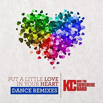 Put a Little Love in Your Heart (Dance Remixes)