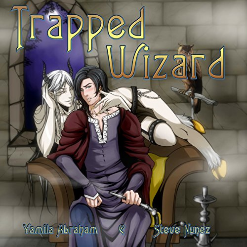 Trapped Wizard cover art