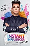Instant Influencer Journal/Notebook for makeup ideas, youtube video creation, content ideas, collab planning: 100 pages ruled notebook for james charles fans, makeup lovers and aspiring influencers