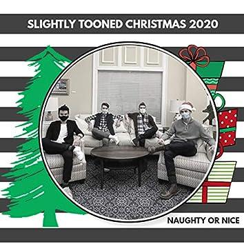 Slightly Tooned Christmas 2020