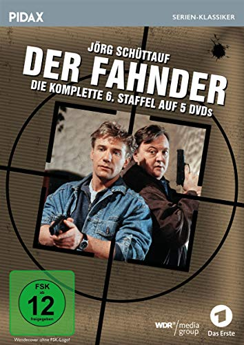 Staffel 6 (5 DVDs)
