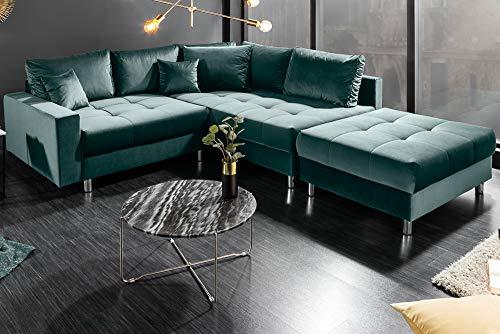Ecksofa Couch –  günstig Invicta Interior Elegante kaufen  Bild 1*