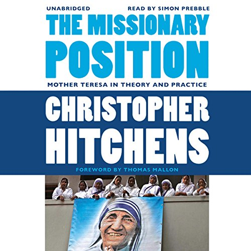 The Missionary Position audiobook cover art