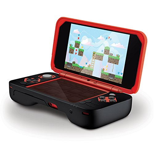 dreamGEAR Comfort Grip for New 2DS XL - Nintendo 2DS (Red)
