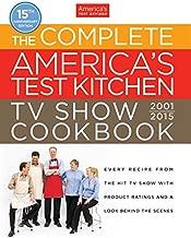America's Test Kitchen TV Complete book 2015