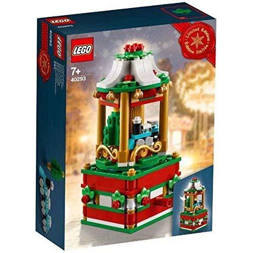 Lego 40293 Christmas Carousel 2018 Limited Edition Set