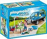 PLAYMOBIL City Life Coche Lavandería de Perros, A partir de 4 años...