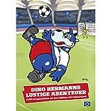 """HSV Buch """"Dino Hermanns lustige Abenteuer"""" HAMBURGER SV HSV -"""