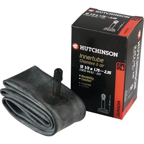 Hutchinson Chambre à Air Adulte Unisexe, Noir, 12.5 x 1.75 à 2.35