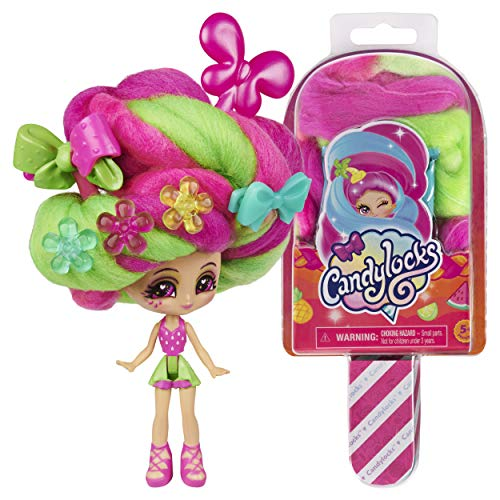 CandyLocks Scented Collectible Dolls