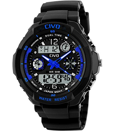 CIVO QI-0931-Blue NEW