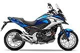 Kit DE Pegatinas Motocicleta NC 750 X FS-NC750X (Blue)