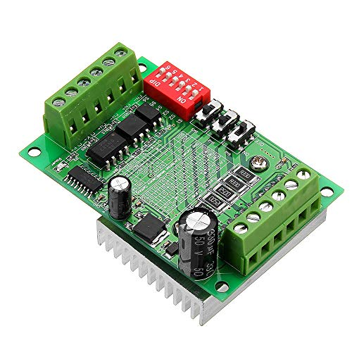 hgbygvuy 3pcs TB6560 3A Router CNC Router 1 Axis Driver Modulo Stepper Motor Driver Board S