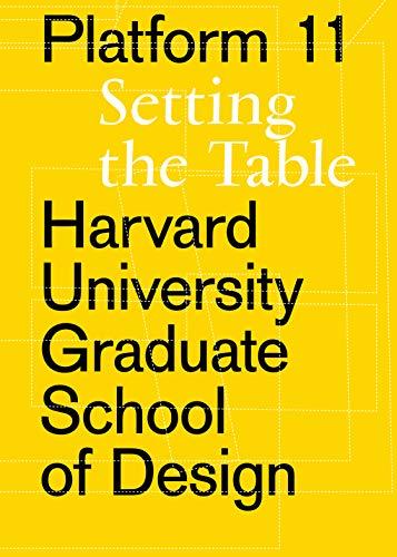 Platform 11: Setting the Table