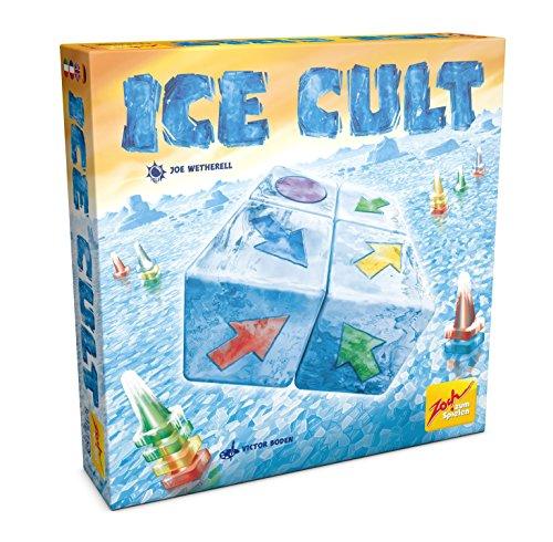 Zoch 601105087 Ice Cult, Familienspiel, bunt