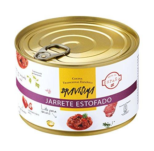 Bravisima Gourmet Jarrete Estofado