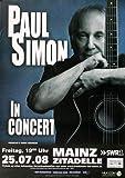 Paul Simon - The Essential, Mainz 2008 »