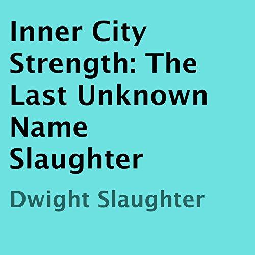 Inner City Strength audiobook cover art