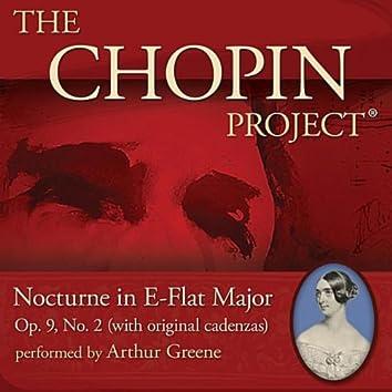 Nocturne in E-flat Major, Op. 9 No. 2 (Original Cadenzas) - Single