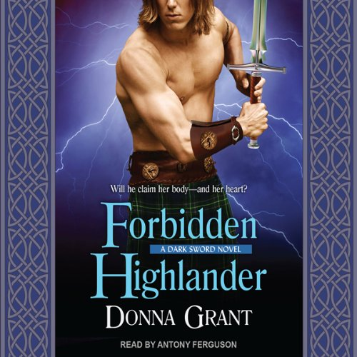 Forbidden Highlander audiobook cover art