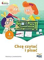 Chce czytac i pisac Czterolatek