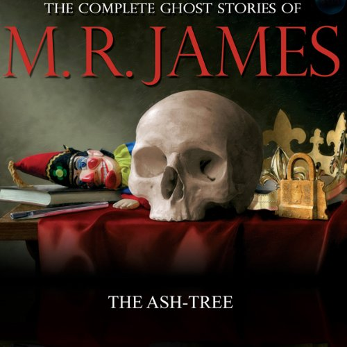 The Ash-tree audiobook cover art