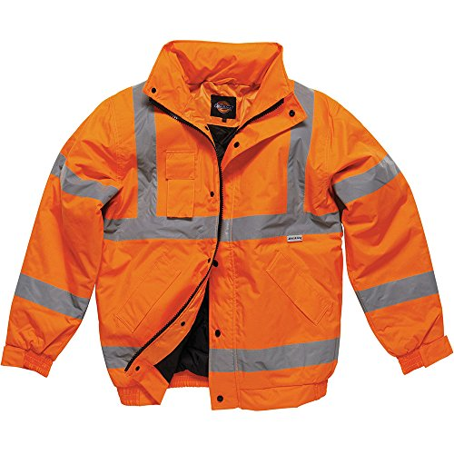 Dickies Bomerjacke mit leichtem Futter orange YL M, SA22050
