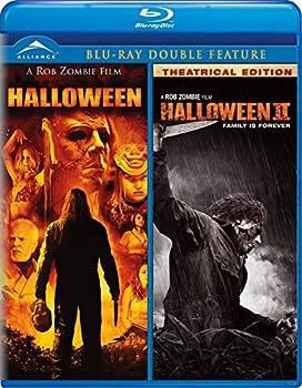 Rob Zombie s Halloween / Halloween 2  Double Feature  [Blu-ray]