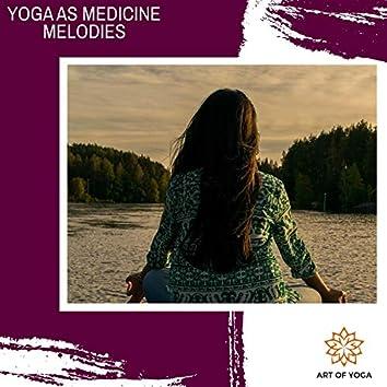 Yoga As Medicine Melodies