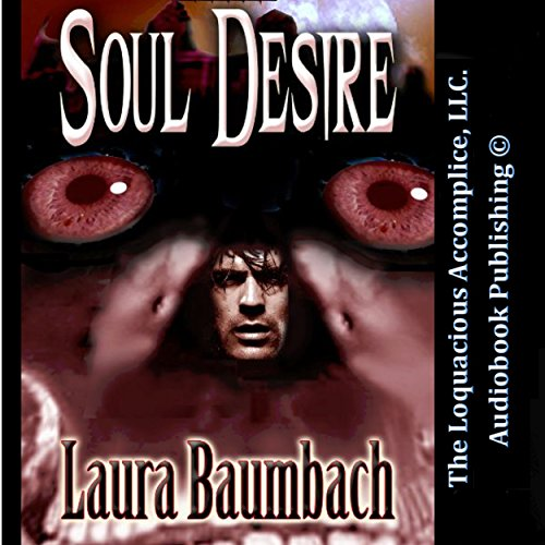 Soul Desire audiobook cover art