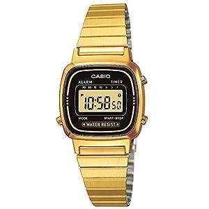 Casio LA670WEGA-9EF – Reloj para Mujer