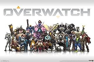 moira overwatch poster