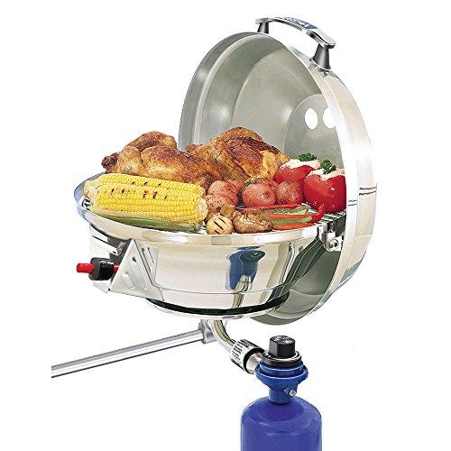 MAGMA Products, A10-207 hervidor Marino 2 combinación de Estufa y Parrilla de Gas, tamaño Original