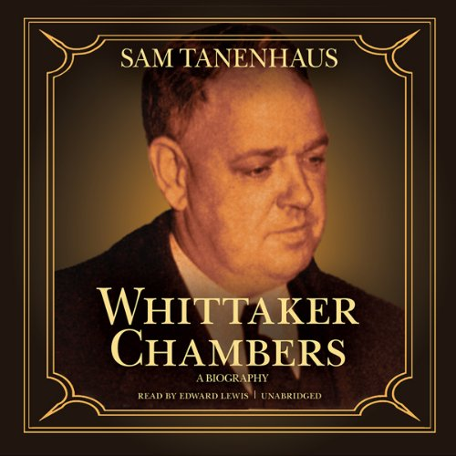 Whittaker Chambers audiobook cover art