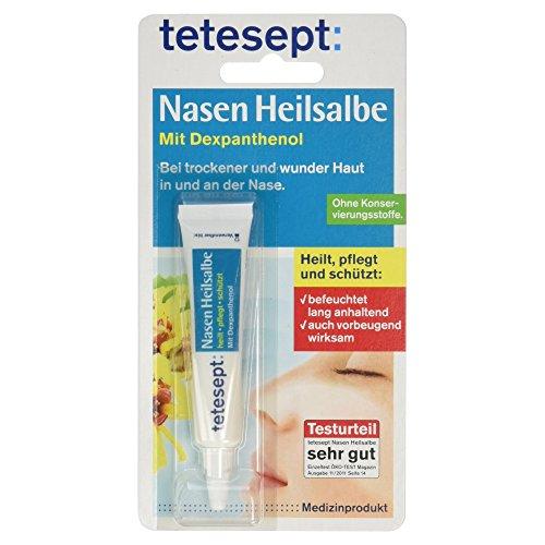 Tetesept Nasen Heilsalbe, 5 g