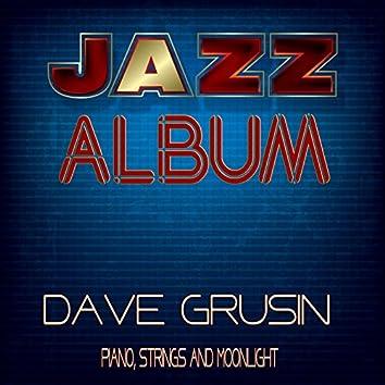 Piano, Strings and Moonlight - Jazz Album
