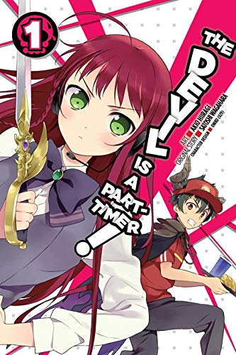 The Devil Is a Part-Timer Vol. 1 (The Devil Is a Part-Timer!) (English Edition)